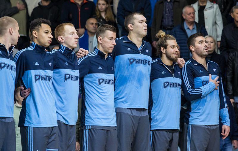 Днепр - чемпион Украины по баскетболу / фото: БК Днепр