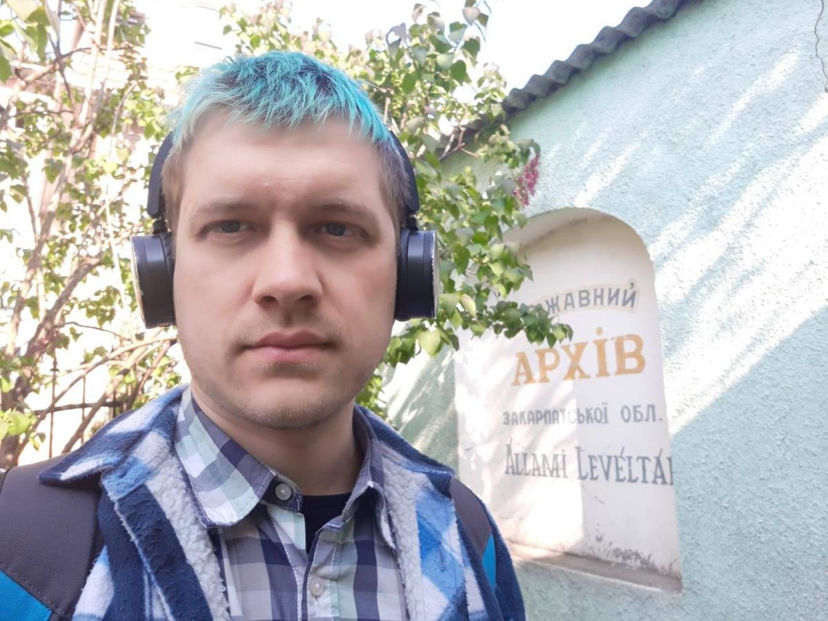 Українські архіви застрягли у позавчорашньому дні, каже Фазульянов