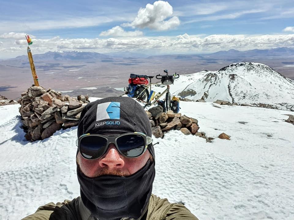 Осталось всего два континента, не считая Антарктиды, где я не был, - Европа и Австралия, говорит путешественник/ Фото Руслана Верина