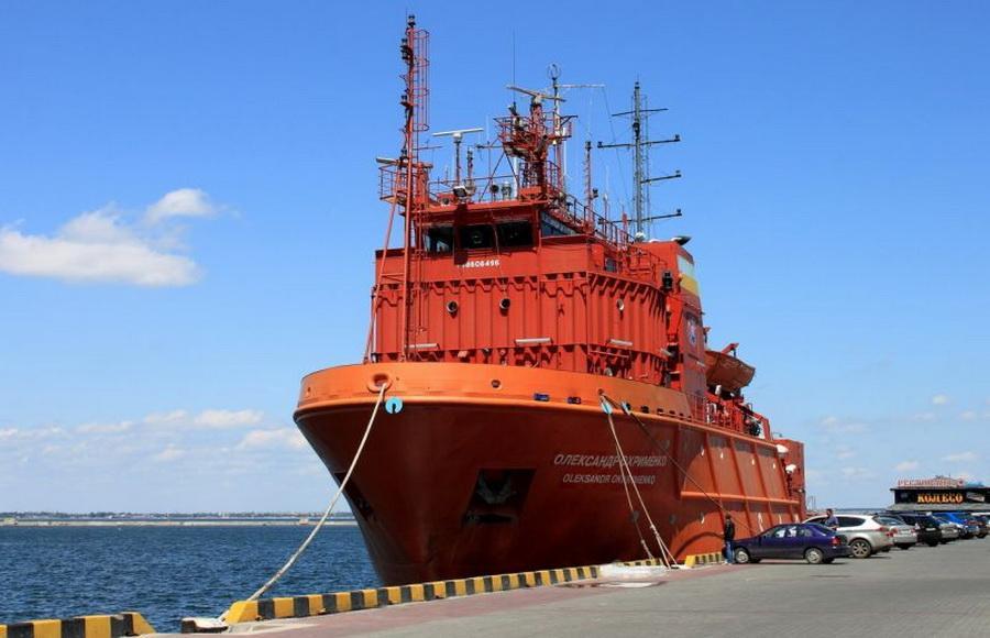Выход в море стал для корабля первым после модернизации / armyinform.com.ua