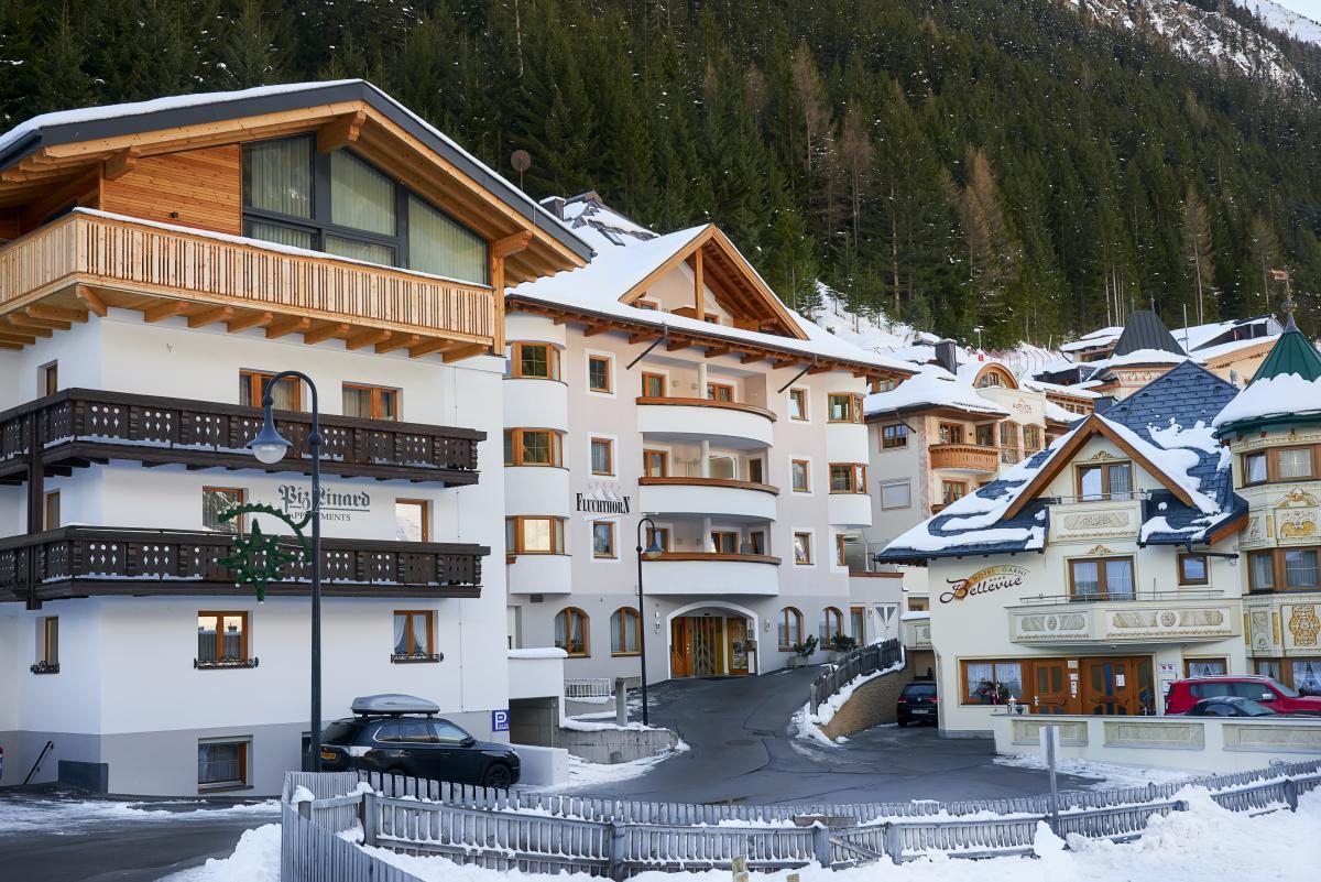 В правительстве Австрии рассказали о горнолыжном сезоне /фото Depositphotos