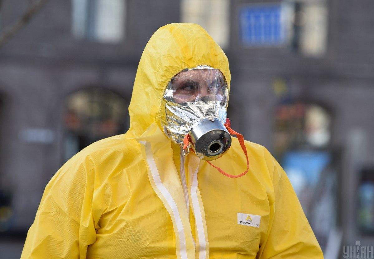 В Одессе усилили меры по санитарной обработке территорий / фото УНИАН