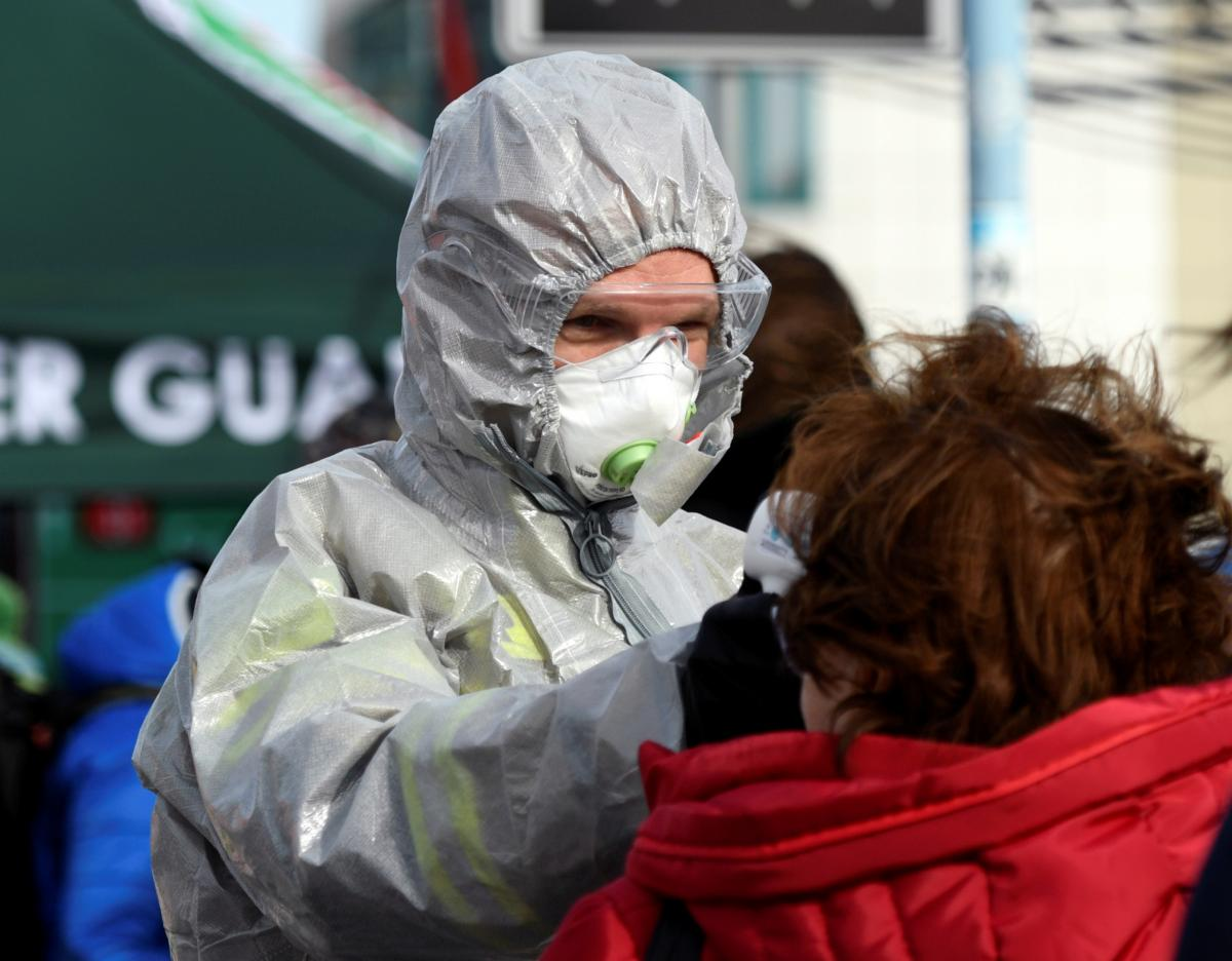 Коронавірус / REUTERS