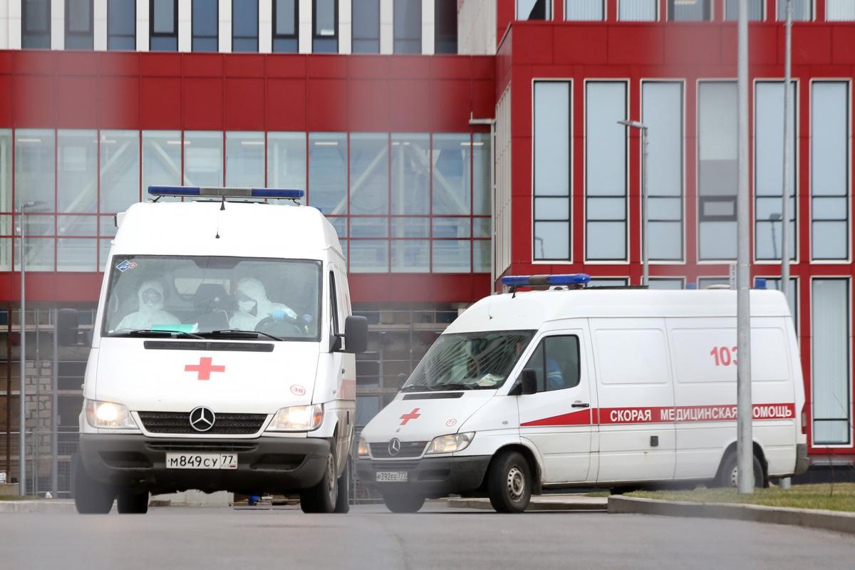 Случаи заболевания коронавирусом зарегистрировали в26 областях  Российской Федерации
