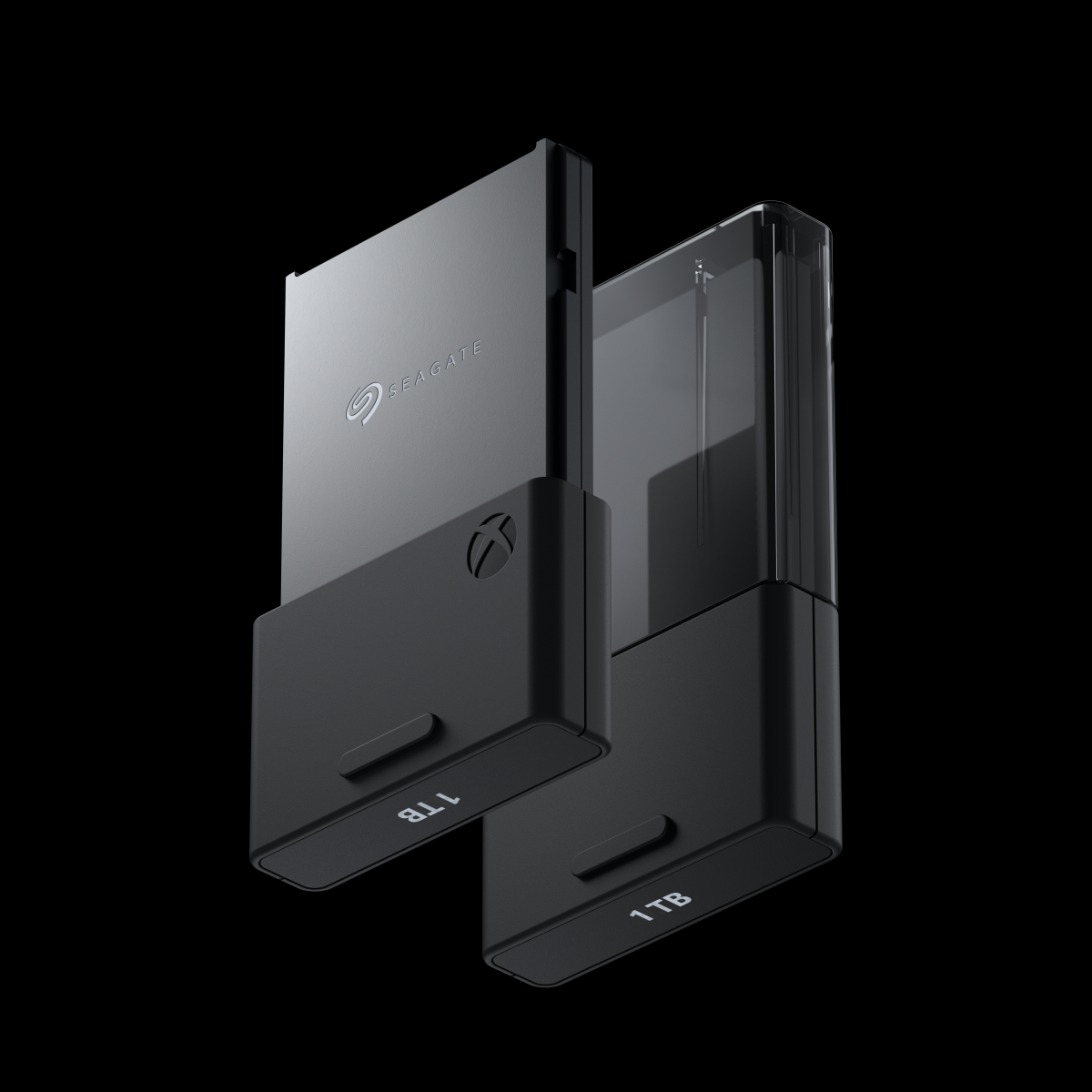 Карта для увеличения объема памяти на 1 терабайт для Xbox Series X / news.xbox.com