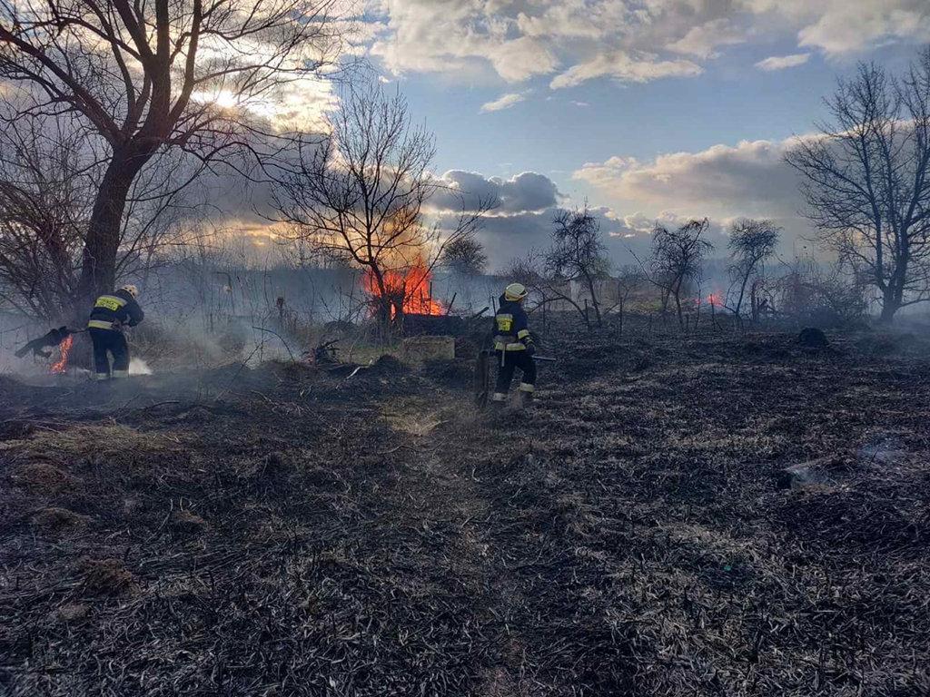 В більшості випадків причиною пожеж є людський фактор \ прес-служба ДСНС в Дніпропетровській області