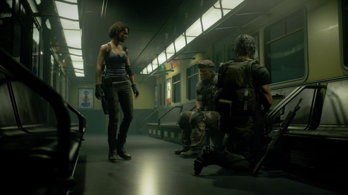 Кадр из Resident Evil 3 Remake / store.playstation.com