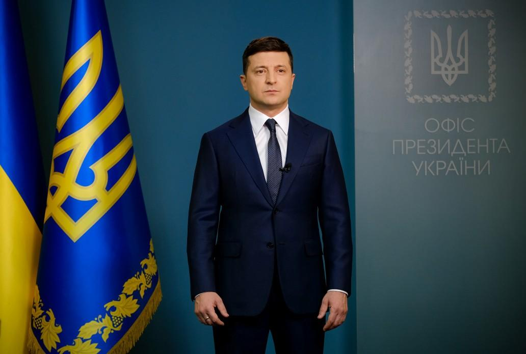 Zelensky addresses Ukrainians trapped abroad / Photo from president.gov.ua