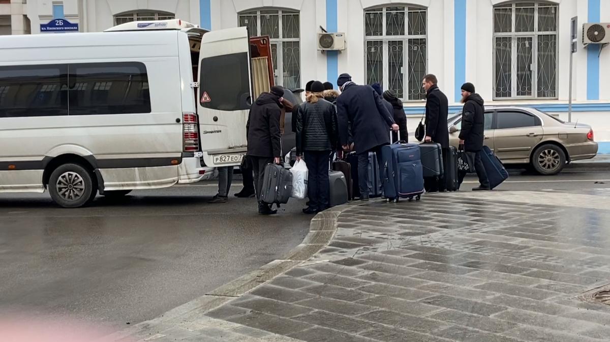 Попи у Москві