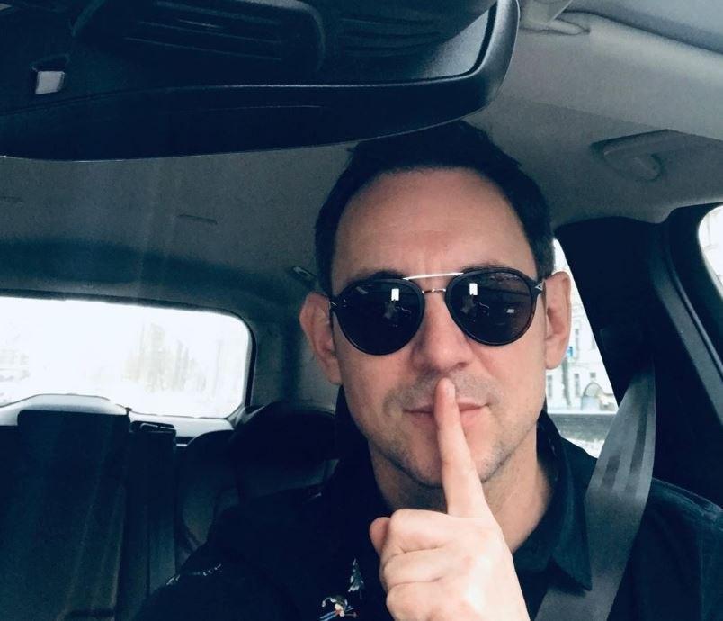 """Вокаліст групи """"Друга ріка"""" Валерій Харчишин нещодавно повернувся з Італії / Фото: instagram.com/valeriy.kharchyshyn_dr"""