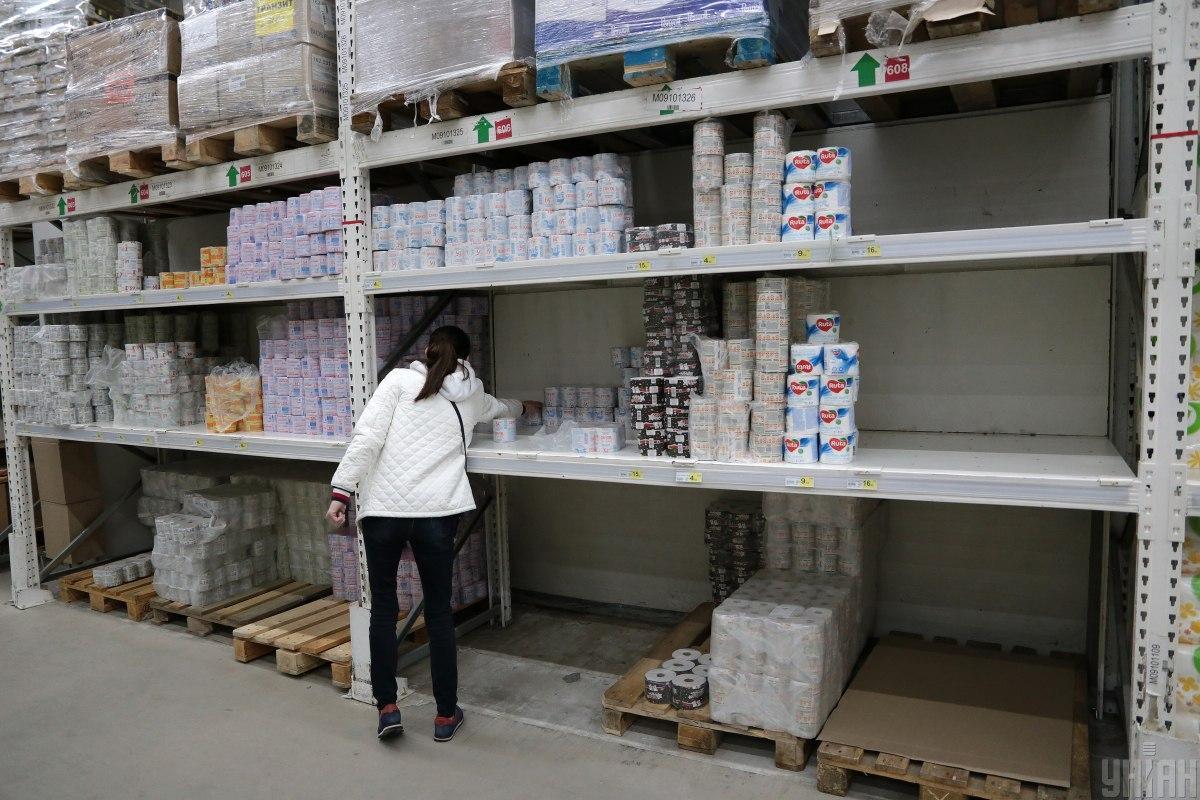 В Украине продолжает расти розничная торговля / фото УНИАН