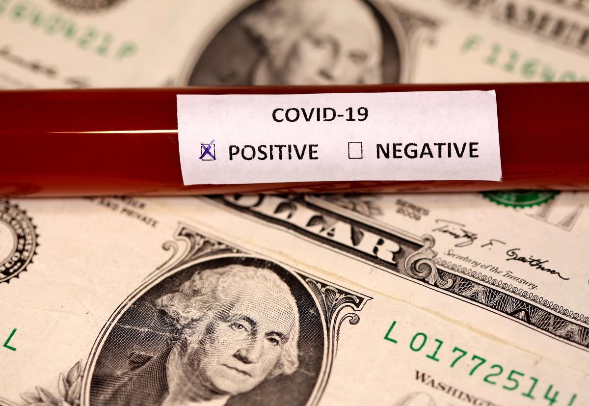 Состояние мировой финансовой системы в условиях пандемии коронавируса covid-19