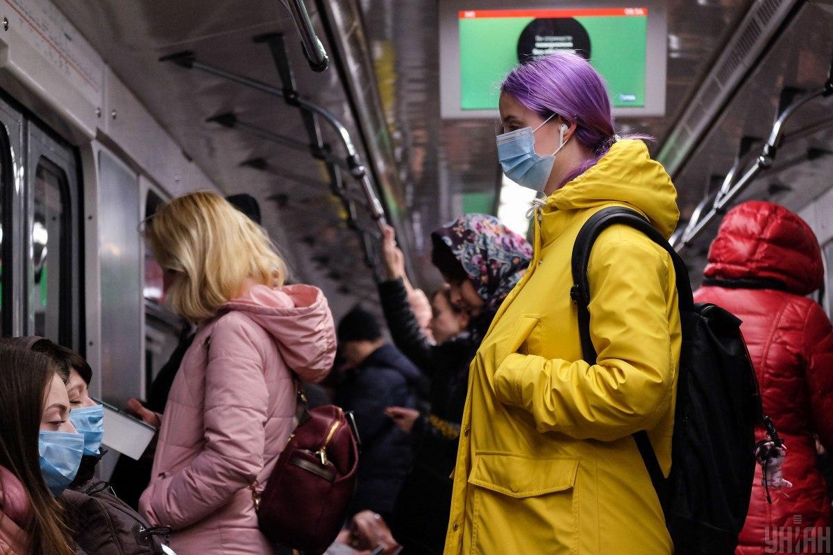 Ляшко не поддерживает введение спецпропусков для метро / фото УНИАН