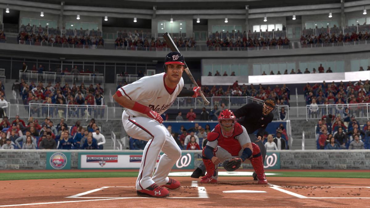 MLB The Show 20 - бейсбольный симулятор / скриншот