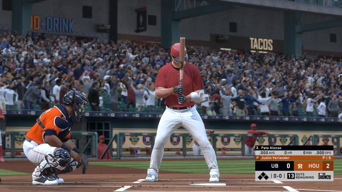 MLB The Show 20 / скриншот