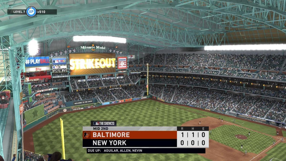 В игре большое разнообразие стадионов / скриншот