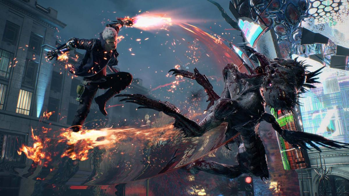 Devil May Cry 5 / store.playstation.com