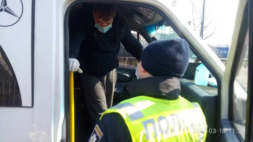 Водители утверждают, что от начала карантина остались без зарплаты / фото УНИАН