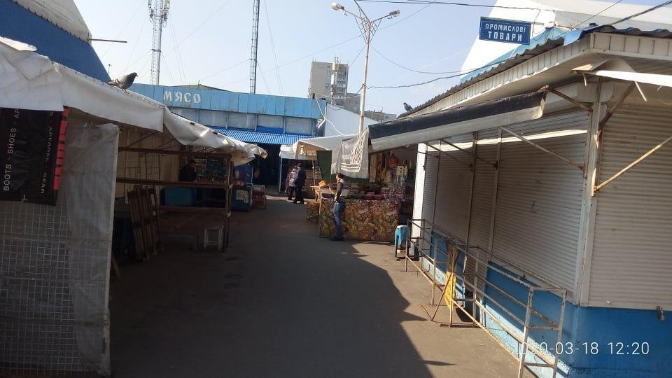 Оптовые рынки на Киевщине пока не закрывают / фото УНИАН