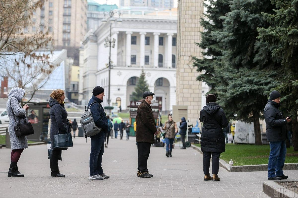Кличко призвал киевлян оставаться дома / фото УНИАН