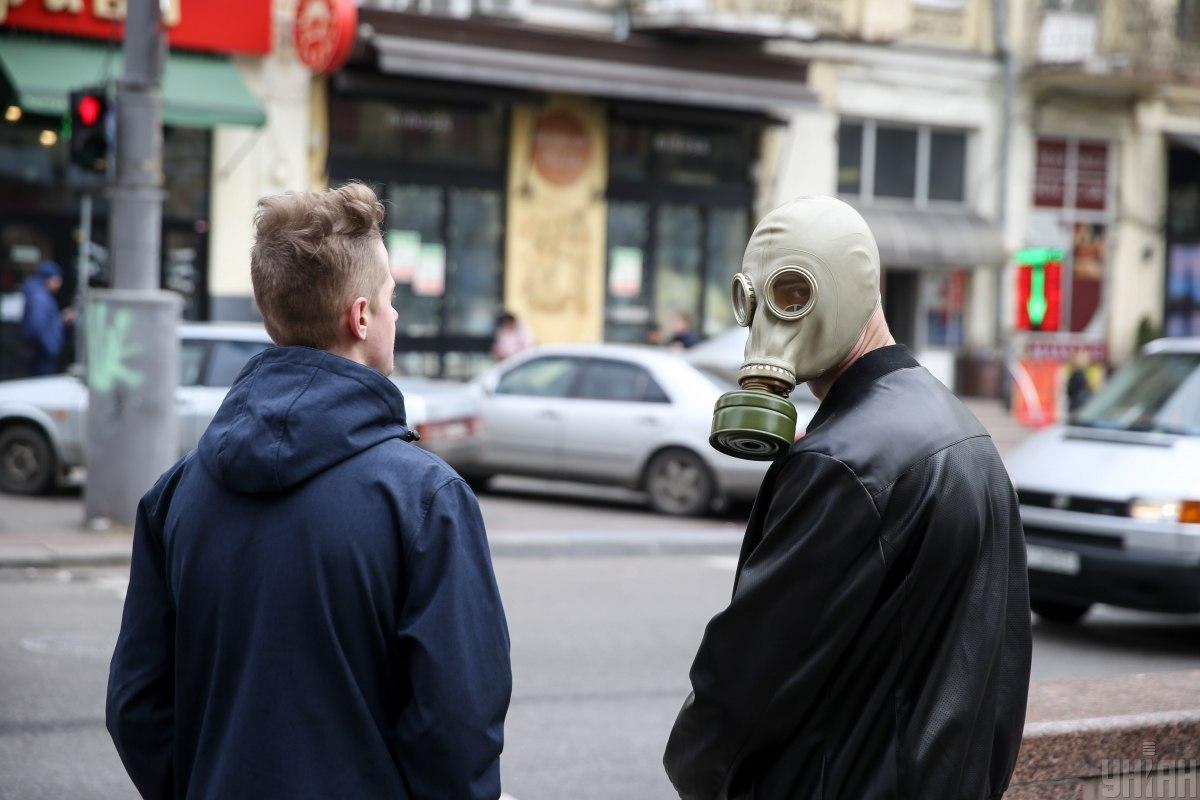 Кличко допускает ужесточении карантинных условий в случае обострения ситуации с вирусом / фото УНИАН