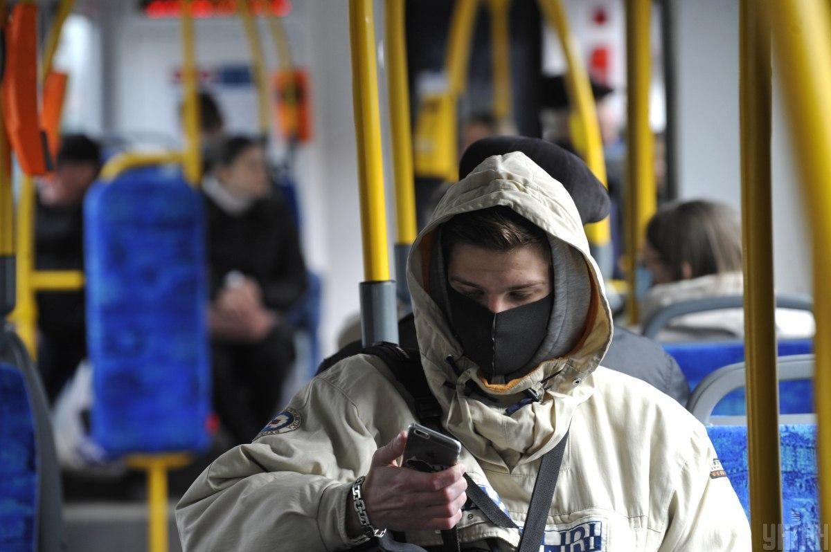 Министр рассказал, как будет работать транспорт после восстановления функционирования / фото УНИАН