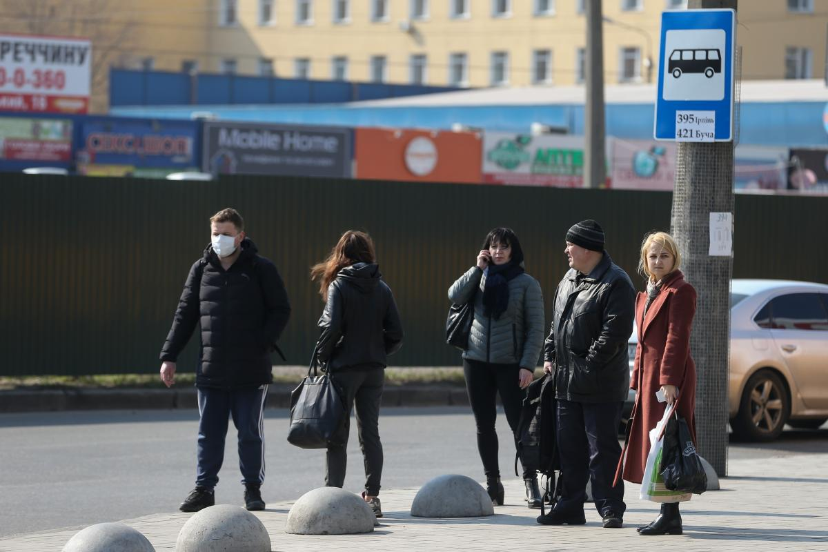 С 18 марта в Киеве закрыли метрополитен / УНИАН