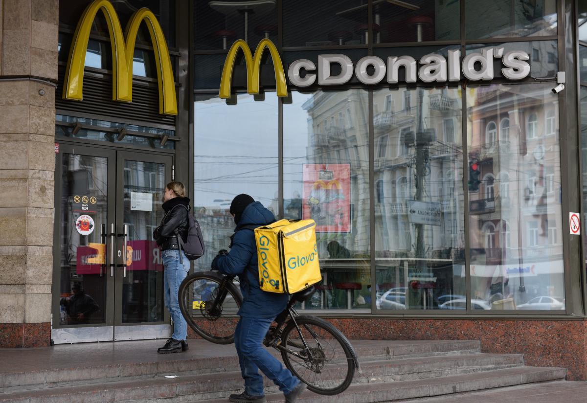 Компании Glovo, MENU.ua и Raketaрасширили штат курьеров / фото УНИАН