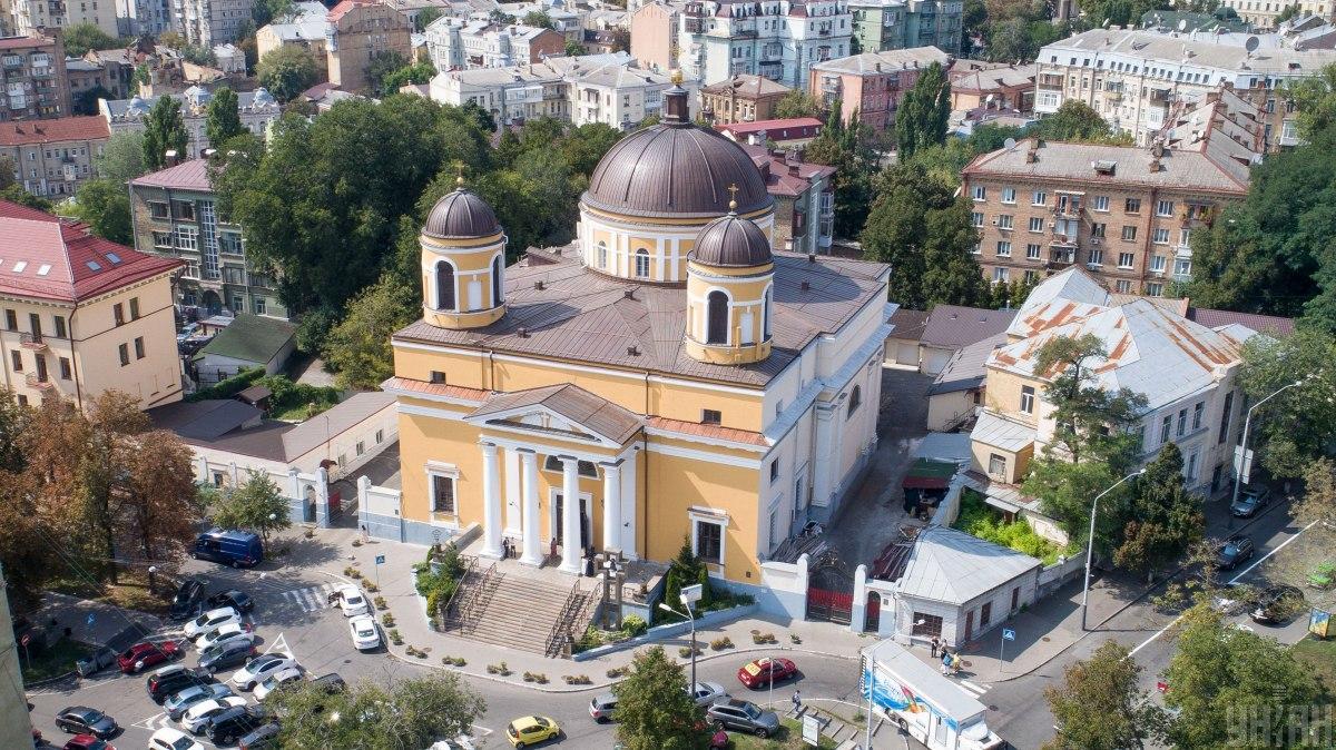 Кафедральный собор Святого Александра / фото УНИАН