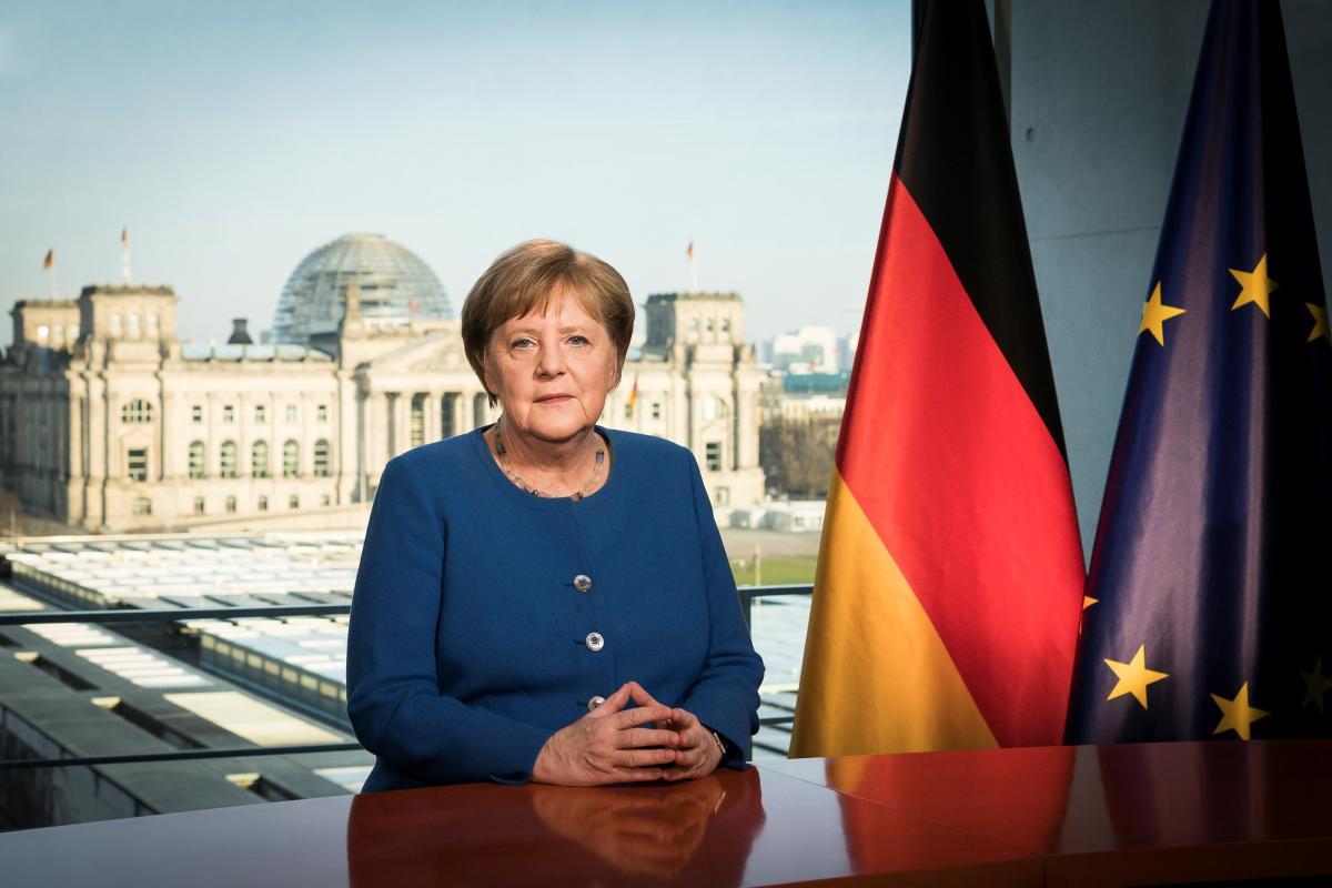 Рейтинг самой Меркель за этот год вырос \ фото REUTERS