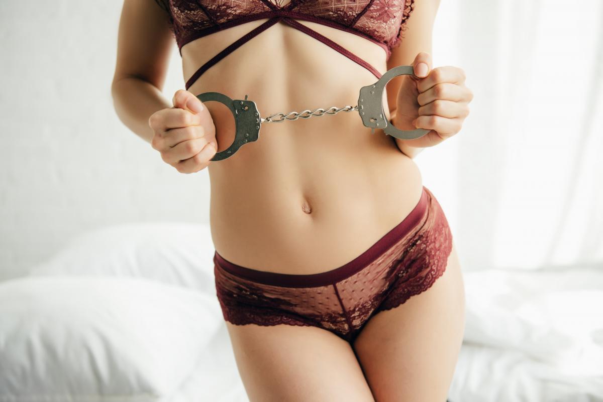 Сексуальное белье можно отыскать и в обычном магазине, и в секс-шопе/ фото ua.depositphotos.com