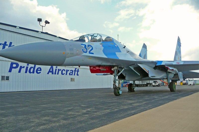 Украинские компании не первый год поставляют запасные части для Су-27 / ukrmilitary
