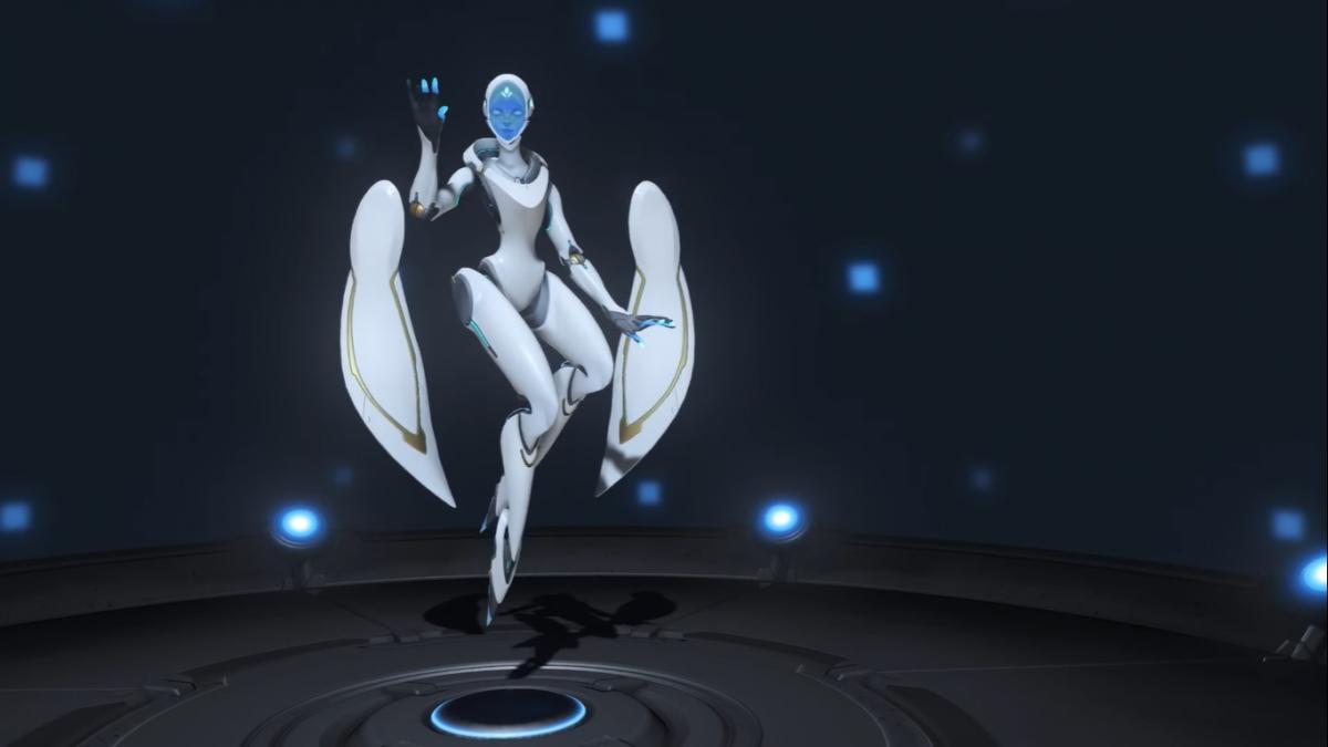 Новый персонаж - Эхо / скриншот