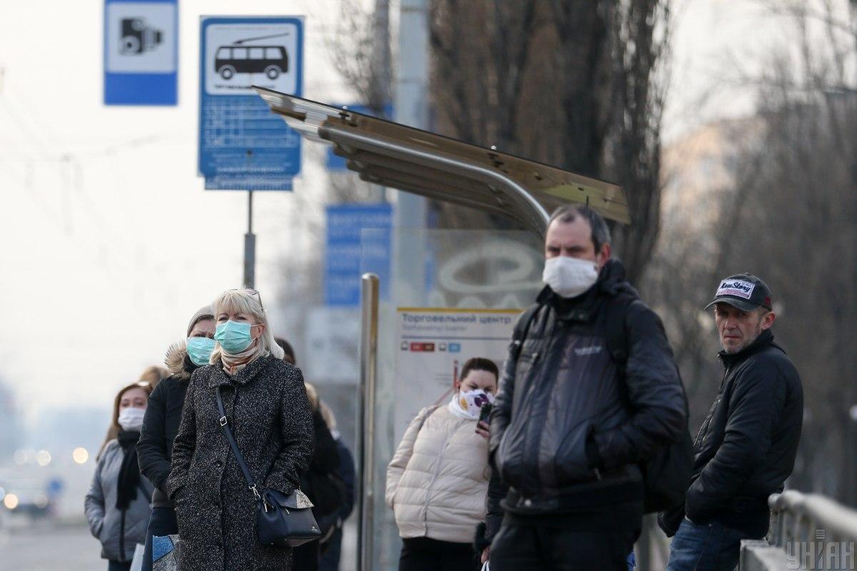 В Україні вже понад 1,6 млн осыб захворыли на коронавырус / фото УНІАН