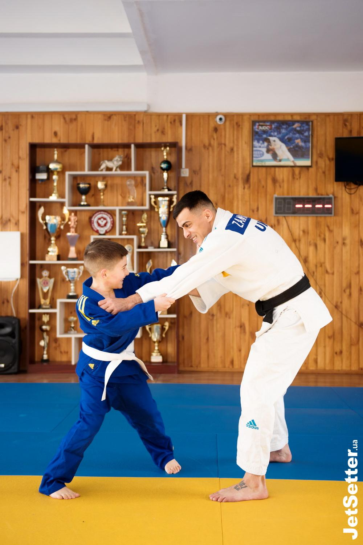 15:30, денне тренування з сином