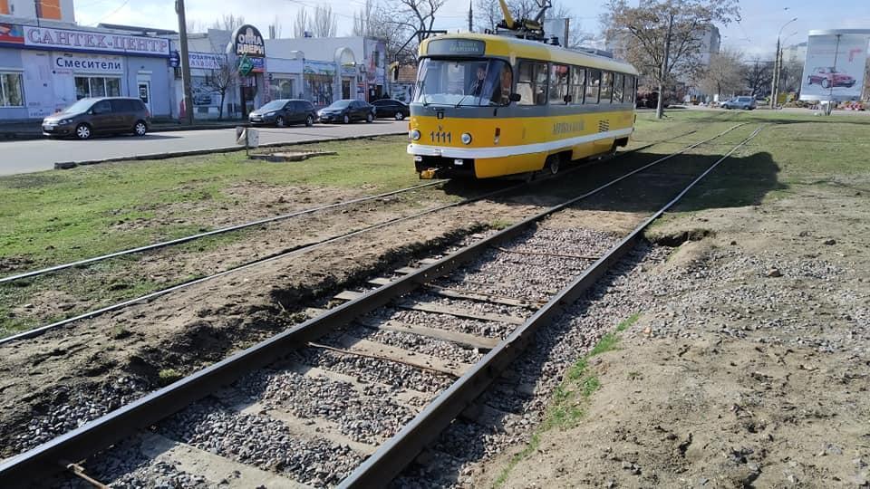 В Николаеве избили водителя трамвая / фото КП Николаевэлектротранс