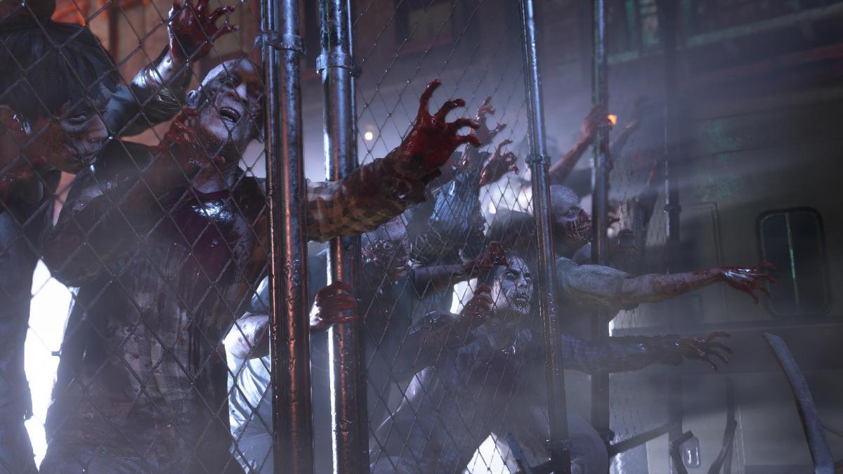 Кадр из игры Resident Evil 3 / store.playstation.com
