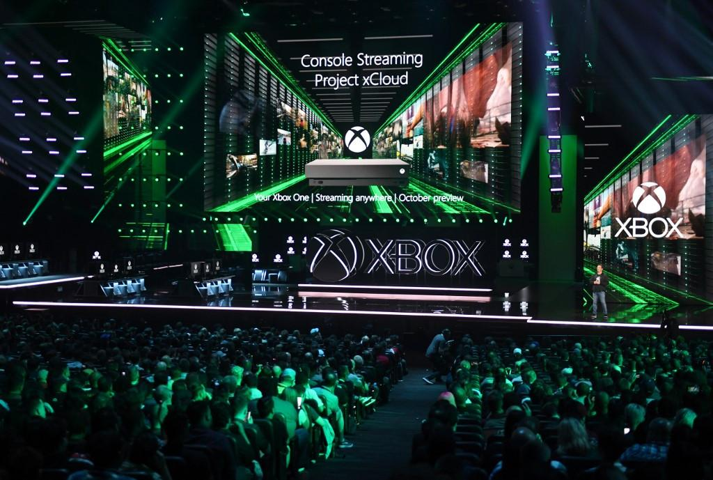 Конференция Microsoft на E3 2019 / thejakartapost.com