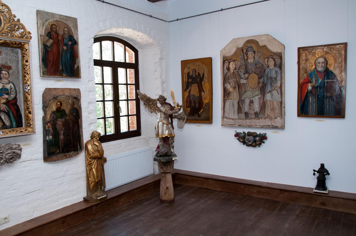 Музей волынской иконы / wikipedia.org