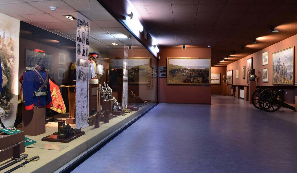 Национальный военно-исторический музей / kidpassage.com