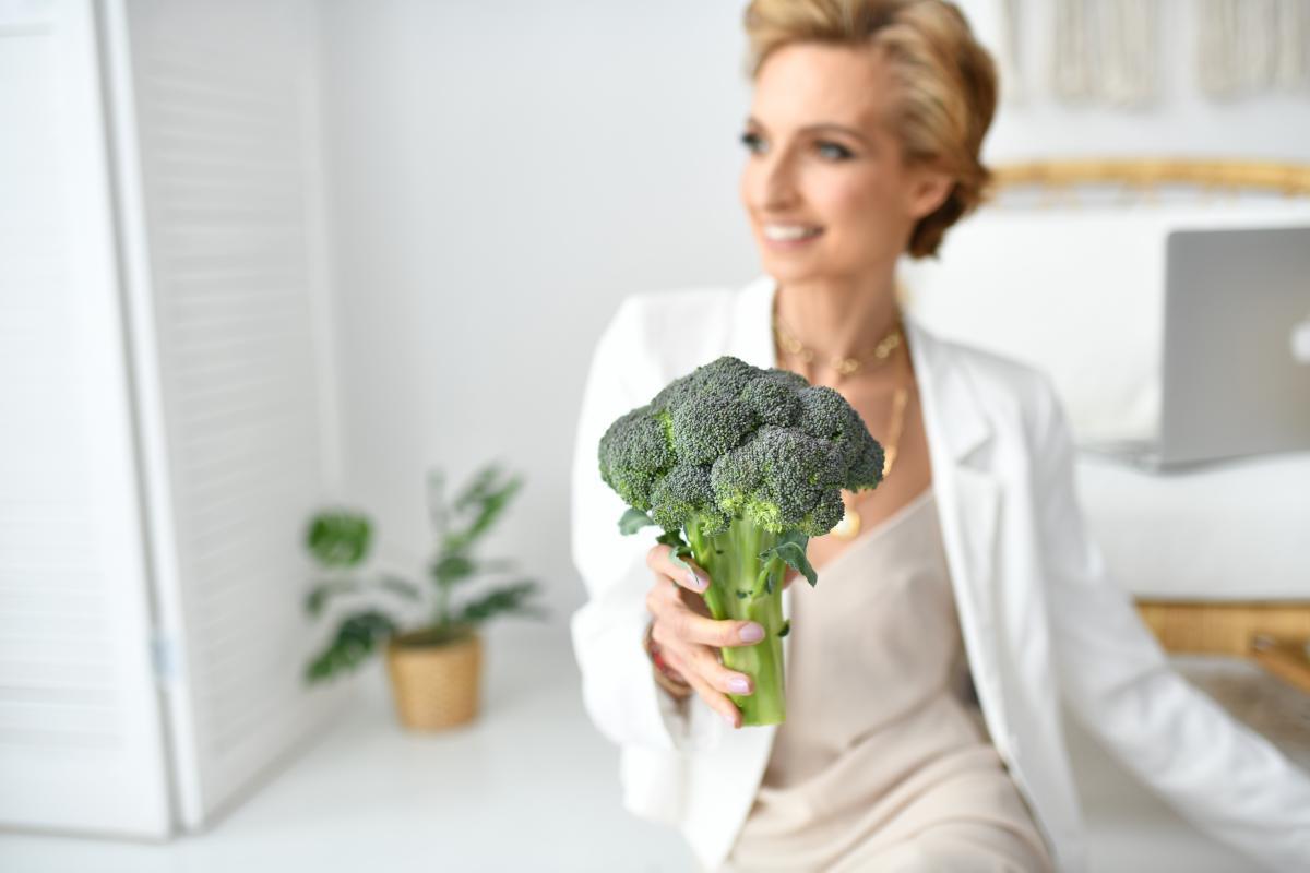 Ульяніна пояснила, як зберегти корисні властивості овочів при кулінарній обробці / фото: Мирослава Ульяніна