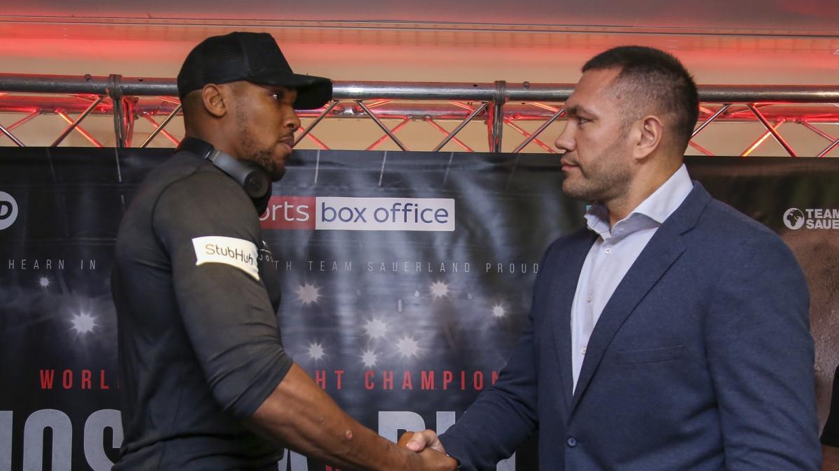 Джошуа и Пулев должны были провести бой в июне / фото: BoxingScene