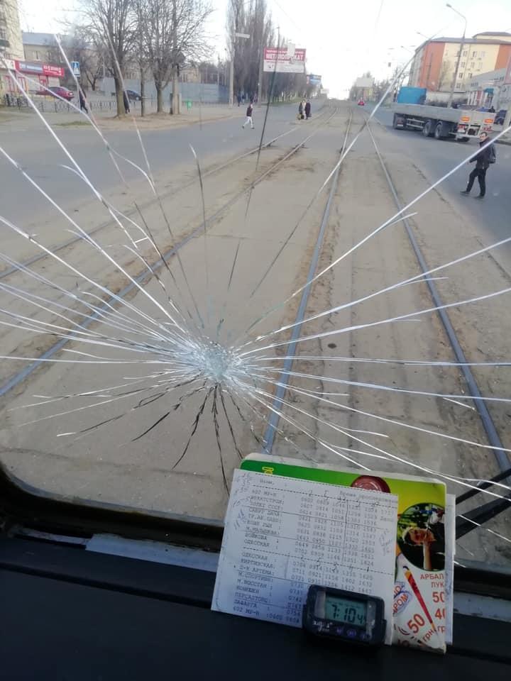 Один из вагонов пострадал от рук пассажиров / фото Facebook Юрий Сидоренко