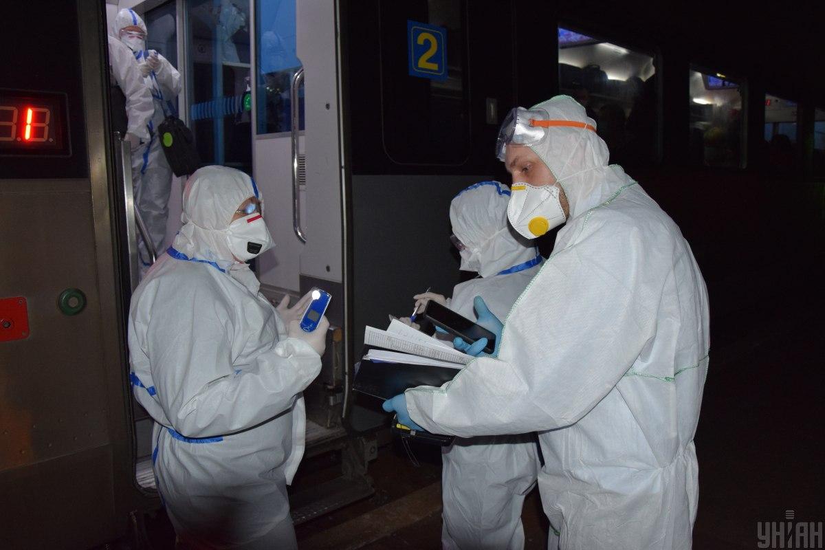 Появилась свежая статистика по коронавирусу в Украине / фото УНИАН