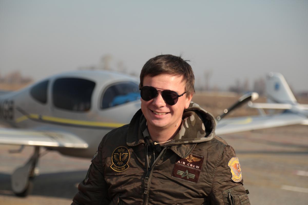 Дмитрий Комаров / 1+1
