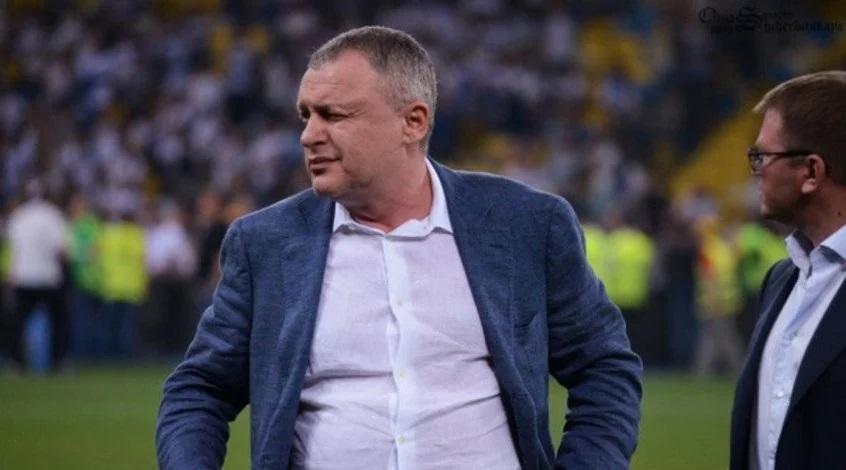 Игорь Суркис хочет, чтобы у Динамо были результаты / фото ФК Динамо