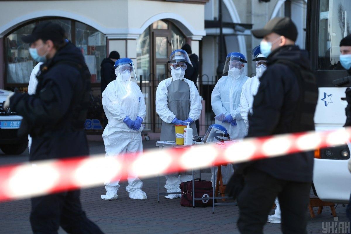 Польща фіксує все нові випадки коронавірусу / фото УНІАН
