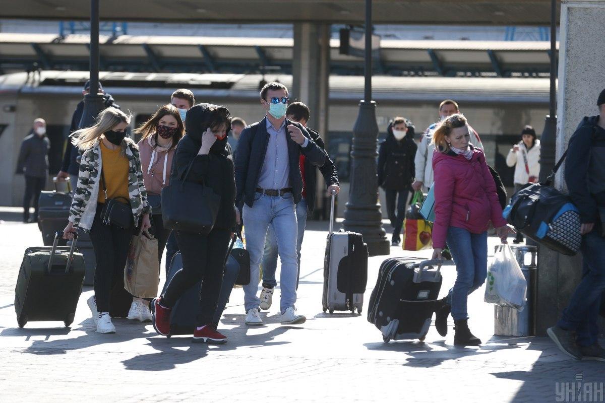 Украинцы возвращаются из Польши / Фото: УНИАН