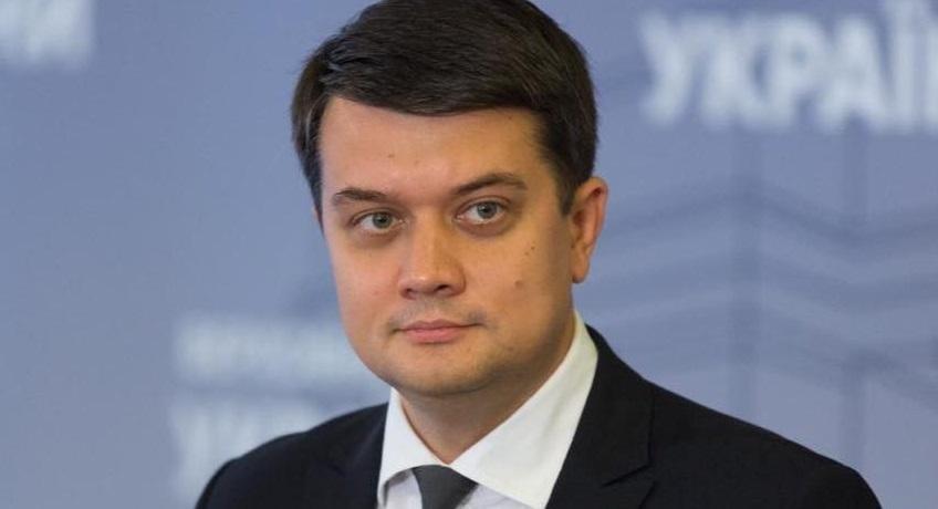 За закон про деолігархізацію не потрібно буде голосувати повторно, впевнений Разумков / фото Facebook / Дмитро Разумков