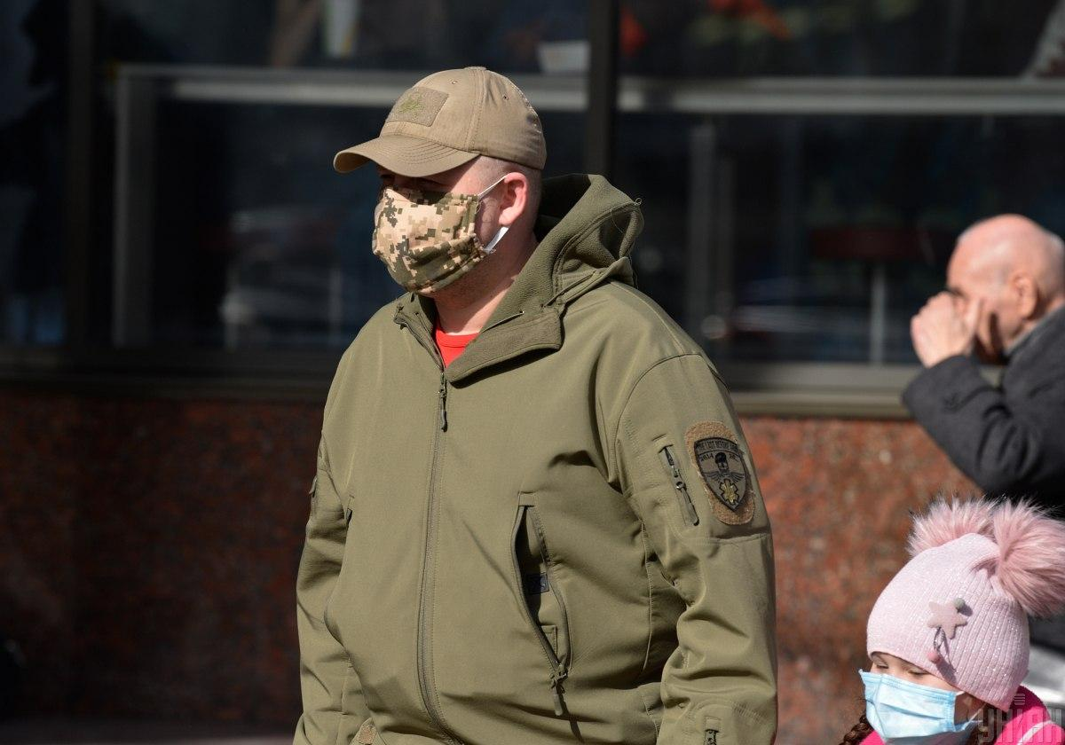 Пенсии военным 2021 / фото УНИАН